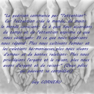 guy corneau lattention
